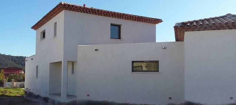 Devis pour la construction d 39 une villa contemporaine for Constructeur maison toulon